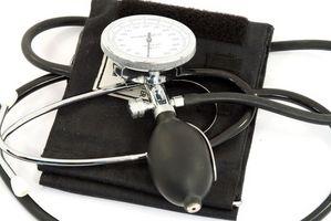 Dødelighet & Blood Pressure