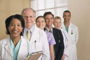 Hvordan man kan sammenligne FERPA til HIPAA