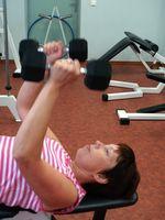 Hvordan å miste vekt raskt på Gym