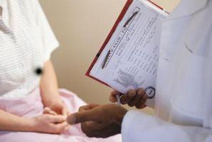 Tegn og symptomer på eggstokkreft forhøyet prolaktin Levels