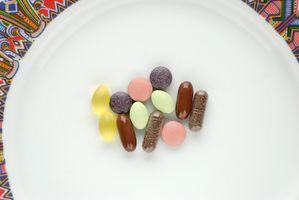 Kosttilskudd for å hjelpe med energi