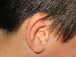Hvordan drenere vann Dypt i øret