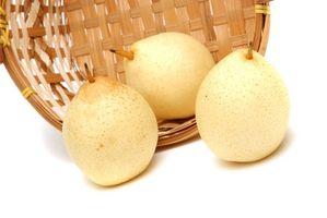 Asian Pear & Fiber