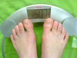 Hvordan kan jeg løs om seks pounds i en uke?