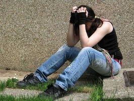 Definisjon av Unipolar depresjon