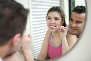 Kan du pusser tennene for mye på en dag?