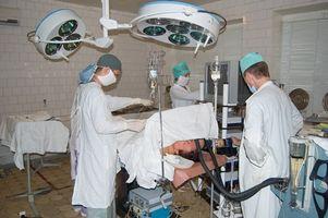 Nursing Diagnosis: Forsinket Kirurgisk Recovery