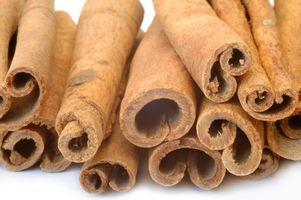 Cinnamon effekt på kolesterol
