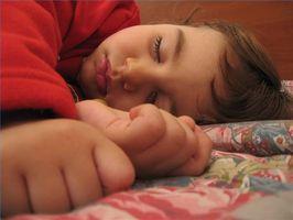 Hva som forårsaker søvnapné hos barn?