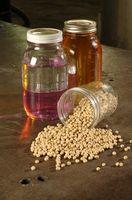 Jatropha olje Spesifikasjoner