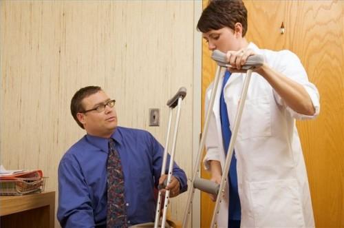 Hvordan diagnostisere Ankel Meniscoid lesjoner