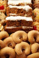 Matvarer som har Trans Fat