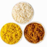 Lav-glykemisk indeks Foods: Rice