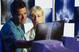 Forskjellen mellom MR & X Ray for Back Pain