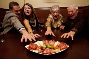Myter om hvorfor vi blir sulten