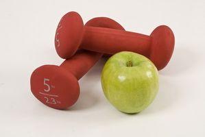 Hvordan kan jeg bli kvitt fettet rundt overkroppen med Fitness og vekttap?
