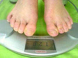 Normal vekt for en mann