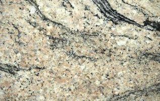 Hvilke typer granitt Emit mest Radon?