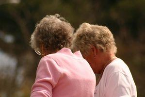 Følsomhet Aktiviteter for å lære om omsorg for eldre
