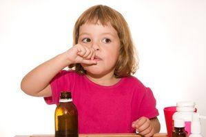 Hvordan Naturligvis Heal forkjølelsessår på barn