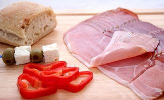 Et lavt budsjett Diet dagligvare List