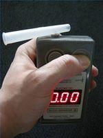 Effekten av astmainhalatorer på Breathalyzer tester