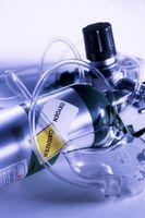 Typer Portable Oxygen for bruk i hjemmet
