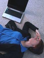 Symptomer på angst Hodepine