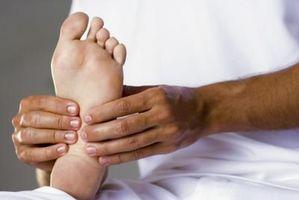 Kosttilskudd for å helbrede Plantar fasciitis & Heel Pain