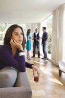 Tegn og symptomer på lav selvfølelse hos kvinner