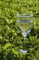 Hvordan rense drikkevannstanker
