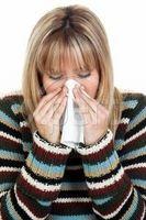 Hvordan virker lungebetennelse Utvikle?