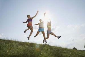 Hva SPF bør du bruke til trene utendørs?