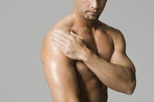 Varme og kalde behandlinger for muskelsmerter og stivhet