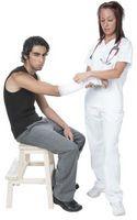 Slik Care for en brukket eller forstuet arm