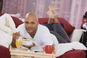 Å spise før sengetid når du puster Trouble at Night
