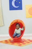Teorier om fysiske utvikling i tidlig barndom