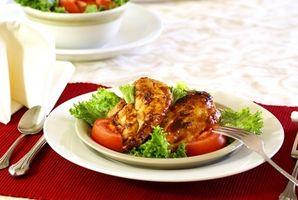 Sunn mat med høy protein