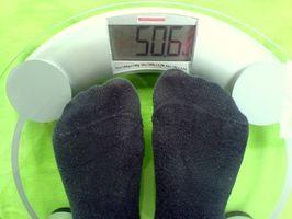 Hvordan å miste 10 pounds uten slanking