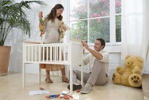 Ved å bruke en luftfukter i et barns Room?