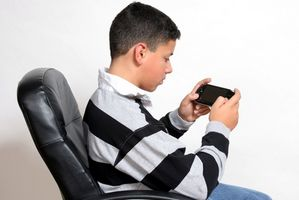 Internett og Video Game Addiction
