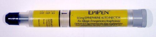 Hvordan en EpiPen Works