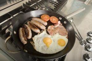 Høy fett lav-karbohydrat dietter
