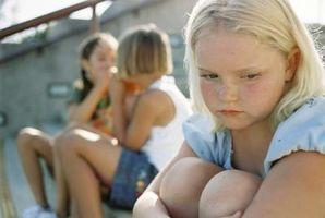 Tegn til Vedlegg Problemer i Elementary School