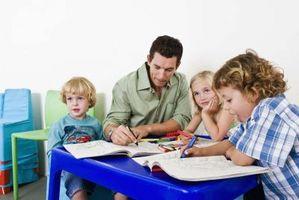 Definisjon av lærevansker for Kids