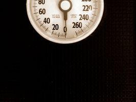 Hvordan beregne vekttap hos menn