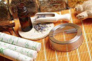 Hvordan bli en Doctor of Oriental Medicine