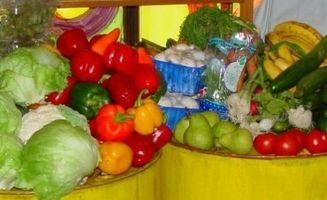Liste over Antioxidant Foods som Fight Cancer