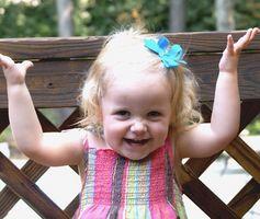 Forsinket språkutvikling hos småbarn