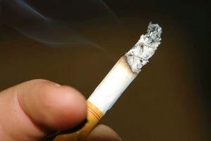 Signere og symptomer assosiert med lungekreft